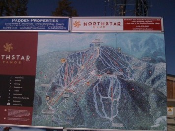 Map of NorthStar